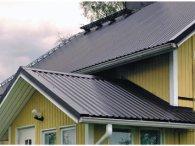 Як вибрати профнастил для даху