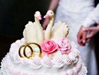 Весільний торт: мистецтво вищого пілотажу