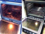 Чистимо газову плиту без проблем
