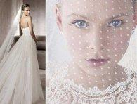 Весільна фата: яку вибрати?