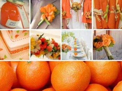 Мандаринове весілля: «смачна» атмосфера щастя