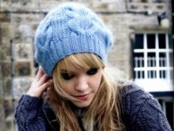 В'язана шапка – тренд зими