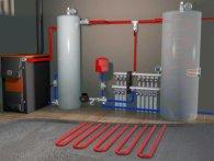 Розрахунок систем опалення в житлових приміщеннях