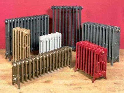 Система опалення: типи радіаторів