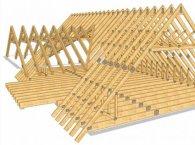 Як побудувати дах будинку: основні етапи