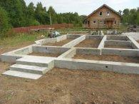 Вибираємо відповідний тип фундаменту для будинку