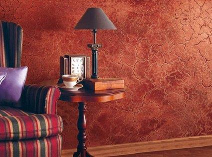 Вся правда про обробку стін декоративною штукатуркою