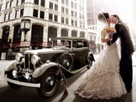 Ґанстерське весілля: карти, гроші пістолети