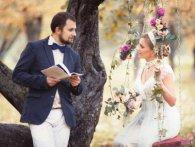 Весілля в стилі шеббі шик