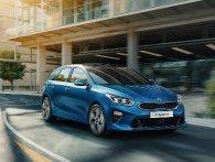 Представили Kia Ceed нового покоління