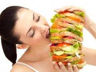 Весняна депресія провокує голод