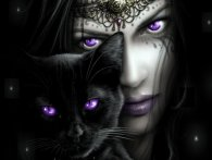 Кішки захистять від негативної енергії й духів