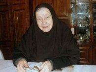 65 років провела в монастирі, присвятивши життя Богу