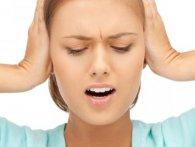 Вухо погано чує, але не болить