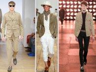 Модні тренди для чоловіків влітку 2018?