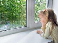Обережно: пластикові вікна і діти!