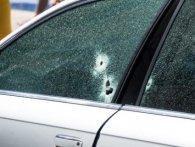 Забагато збігів: у Харкові невідомі розстріляли авто, яке дратує депутата (відео)