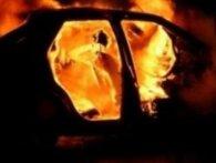 У Нововолинську під час гасіння автомобіля, який загорівся знайшли тіло чоловіка