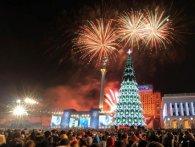 Туристична Україна: куди поїхати на Новий рік 2019