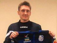 Вперше за 5 років росіянин перейшов до українського футбольного клубу