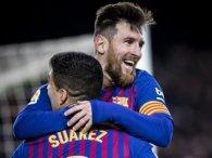 Гол Мессі допоміг «Барселоні» закріпити своє лідерство у чемпіонаті (відео)