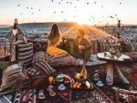 Небанальна романтика: райський відпочинок для двох (фото)